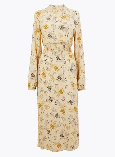 Marks & Spencer Elbise Krem